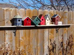 wooden bird houses plans