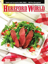 eskridge lexus tulsa may june 2016 hereford world by american hereford association and