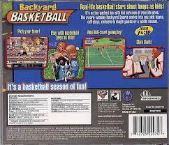 Backyard Basketball Pc backyard basketball game giant bomb