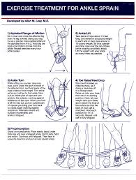 B And M Table And Chairs Ankle Sprain Or Fracture Murrell Orthopedics