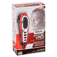 wahl 79111 1201 fade pro perfect fade haircut kit 18 pieces
