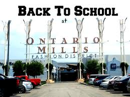 back to school fashion at ontario mills mall ontariomills