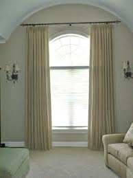 Curtains For Windows With Arches Pictures Of Window Treatments For Rounded Windows Arched Top