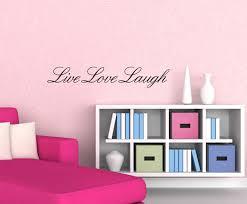 live laugh love wall art sticker quote vinyl decor decal live laugh love wall art sticker quote vinyl decor decal transfers
