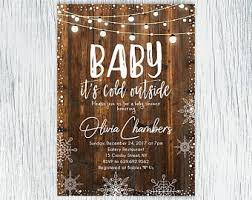 baby shower invitation etsy
