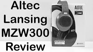 black friday bluetooth stereo headphones altec lansing mzw300 review over ear bluetooth headphones