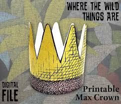 wild theme printable max ohwowdesign