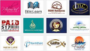 4 boring church logo symbols and 4 cool ones