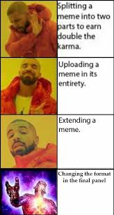 Double Meme - dopl3r com memes splitting a meme into two parts to earn