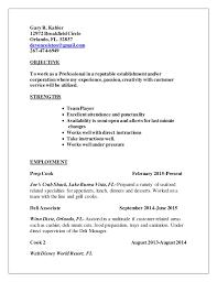 How To List Hobbies On A Resume Resume Bartender Applebees Examples Freud Essays On Literature