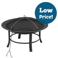 Fire Pit Price - mainstays fire pit 28