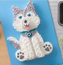 dog birthday cake husky shaped birthday cake muses inside dogs world