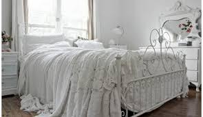 Bedding Shabby Chic by Bedding Set White Ruffle Bedding Awesome Shabby Chic Ruffle