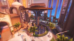 Oasis Map Ow Map Oasis Overwatch Oasis Stats And Strategy