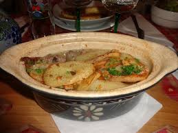 cuisine alsacienne baeckeoffe baeckeoffe photo de restaurant la taverne alsacienne riquewihr