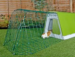 Rabbit And Guinea Pig Hutches Eglu Go Hutch 1m Run Appletons Animal Housing And Poultry Supplies