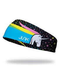 junk headbands junk brands black cosmic unicorn infinity headband zulily