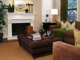 Traditional Cozy Family Room Jessica Bennett HGTV - Traditional family room design ideas