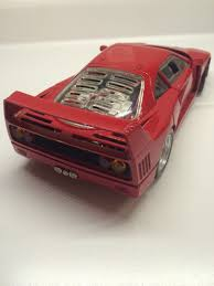 how many f40 are left f40 a die cast review