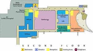 mcg floor plan the second floor