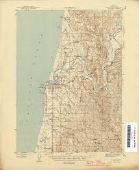 map of oregon i 5 oregon historical topographic maps perry castañeda map
