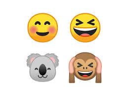 emojis for emoji android kitkat www emojilove us