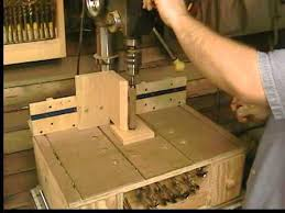 Diy Drill Press Table by Pen And Lathe Turning On A Drill Press Homemade Dp Table P2