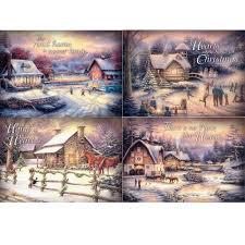 cards home for kjv scripture g9206x snow