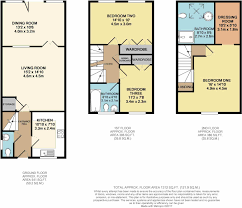 3 bedroom town house for sale in excelsior drive swadlincote de11