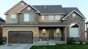 green exterior paint color schemes home design