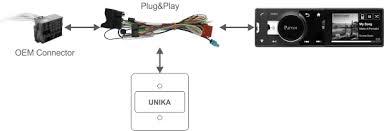 asteroid radio plug u0026play harnesses paser parrot