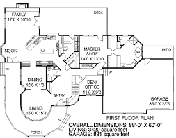 house plans with butlers pantry large home plan 7847ld architectural designs house