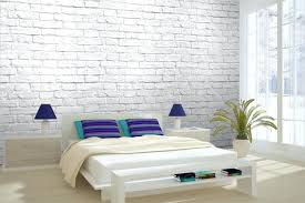 brick wallpaper bedroom white brick wallpaper decorating ideas white brick wall living