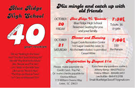 Family Reunion Invitation Cards Blueridgehighschool77