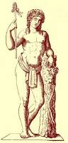 Loin Human Anatomy Look Again At The Staff Of Bacchus Pineal Gland Third Eye Chakra