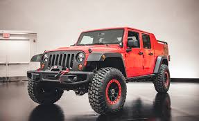 jeep wrangler red jeep wrangler responder concept pictures photo gallery car and