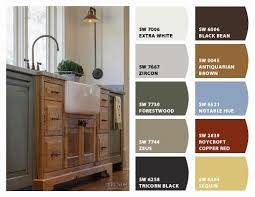 Favorite Green Paint Colors 84 Best Kitchen Images On Pinterest Kitchen Upper Cabinets And