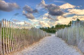 Florida travel photography images Path to south beach south beach miami travel photography jpg