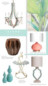 Tropical Home Decor Tropical Vibes Summer Decorating Ideas
