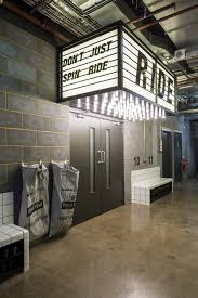 Commercial Gym Design Ideas Exposed Ceiling Mall Google Search Signage Pinterest