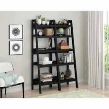 ladder bookcase ebay