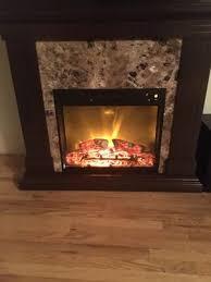 Fireplace Sets Walmart by Electric Fireplace With 44