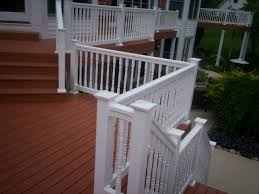 Two Story Deck Deck Builders Chesterfield Mo Platform Or Elevated Decks Two