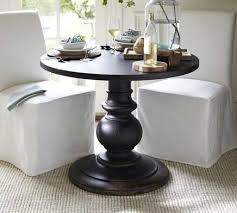 small round pedestal table black small round pedestal table popular round pedestal tables