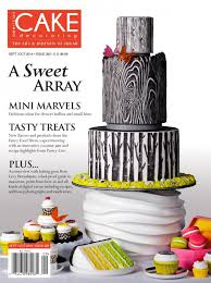 November Top Tier Cake