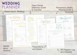 wedding day planner the ultimate engagement gift purpletrail wedding planners
