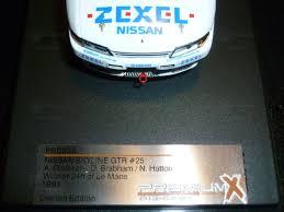 nissan skyline limited edition diecast nissan skyline gtr r32 modelcar premiumx 1 43 in white