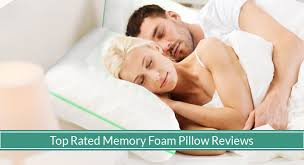 highest rated bed pillows best memory foam pillows top picks reviews