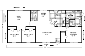 29 schultz floor plans 18 wide mobile home floor plans