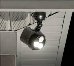 mr beams security lights mb390 mr beams ultrabright wireless motion sensor spotlight mb390